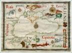 1559 Черное море, Азовское море и государства по их берегам в Европе, Азии и на Кавказе