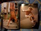 Калифорнийские скейтеры 1975-1978, фотограф Хью Холланд, альбом Locals only