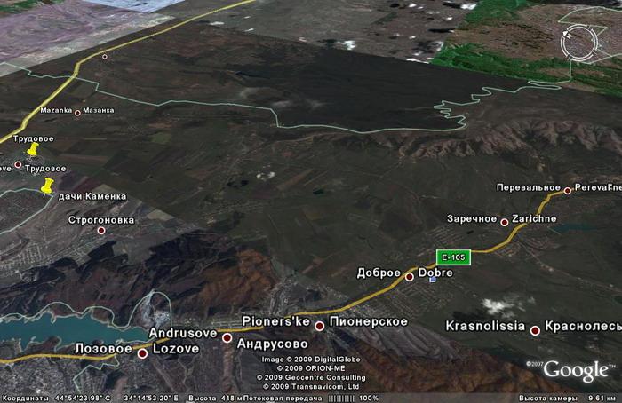 Юго-восточные окраины Симферополя, долина Малого Салгира и Салгирская долина получают новый импульс в развитии со строительством федеральной трассы Таврида