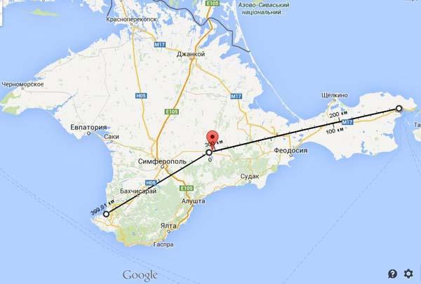 Федеральная трасса Таврида четырехполосное шоссе Керчь Белогорск Пионерское Приятное Свидание Бахчисарай Севастополь