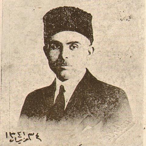 Усеин Баданинский, портрет
