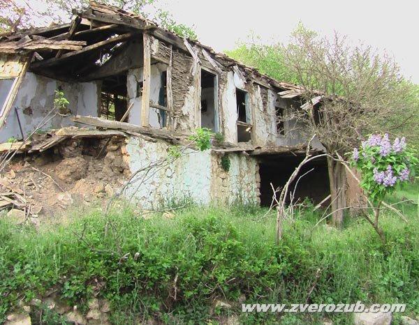 конструкция традиционного горно-крымского дома, вариант готского фахверка, не изменялась более 1700 лет