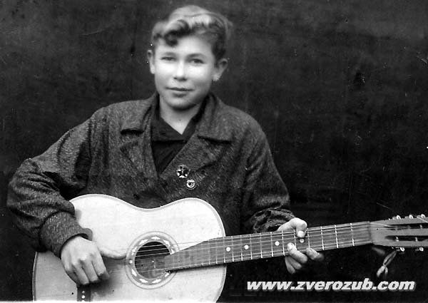 Русанов Виктор Прокофьевич 1939 - 1940