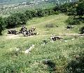 Позиции немецко-фашистских войск на Сапун-горе, Севастополь