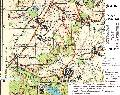 карта маршрута Симферополь - Змеиная пещера - Кабази - Бакла