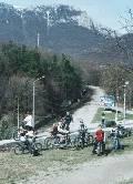 Ангарский перевал, начало маршрута к крепости Фуна и Долине Привидений