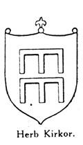 герб шляхетского рода Киркор (12 кб)