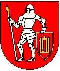 тамга на гербе замка Трокай, где родился Хаджи Гирей (7 кб)