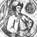 сарматская тамга на гербе Мазепы (16 кб)