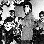 декабрь 1974, школьный ВИА (10 А класс), школа 8 Симферополь, я слева