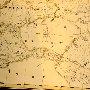 Старинные карты Крыма 17-19 веков и современные снимки из космоса